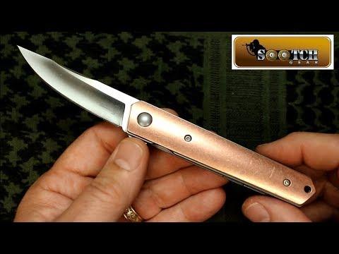 Boker Kwaiken Mini Copper Folder - American Prepper Magazine